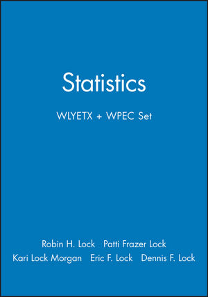 Statistics. 1e Wiley E-Text: Powered by VitalSource + WileyPLUS ECommerce Set