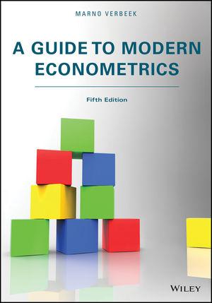 Verbeek econometrics 4th edition