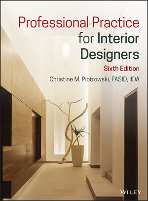 Professional Practice for Interior Designers, 6th Edition
