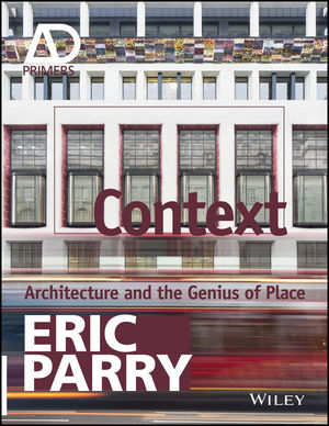 Context: Architecture and the Genius of Place (1119952719) cover image