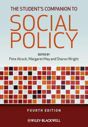 The Student's Companion to Social Policy, 4th Edition