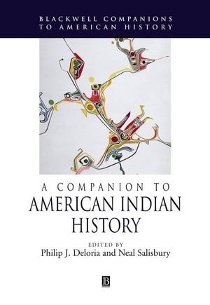 A Companion to American Indian History (1405121319) cover image