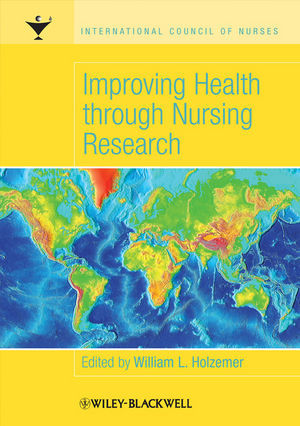 Improving Health through Nursing Research (1405134119) cover image