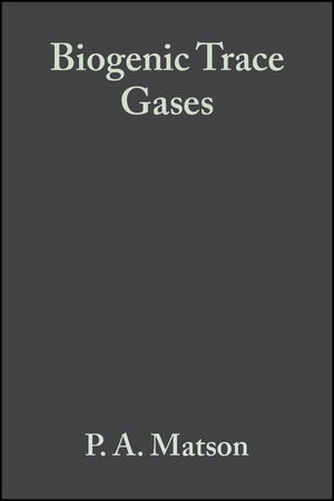 Biogenic Trace Gases: Measuring Emissions from Soil and Water (1444313819) cover image