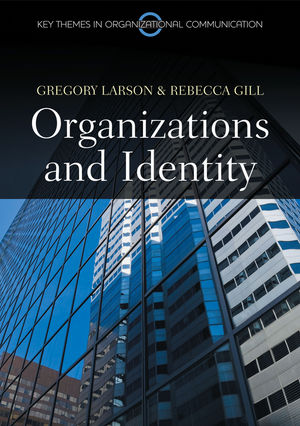 Organizations and Identity (1509507019) cover image