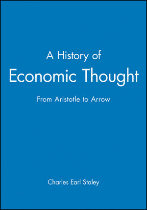 A History of Economic Thought: From Aristotle to Arrow