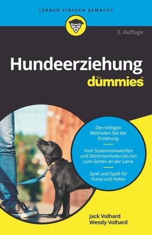 Hunde richtig erziehen für Dummies, 3. Auflage