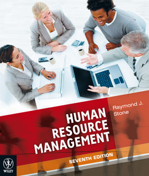 Human Resource Management, 7th Edition (EHEP001719) cover image