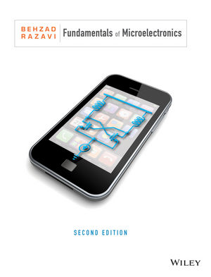 Fundamentals of Microelectronics, 2nd Edition (EHEP002519) cover image
