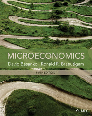 Microeconomics, 5th Edition (EHEP002919) cover image