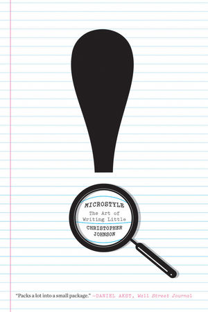 Microstyle: The Art of Writing Little
