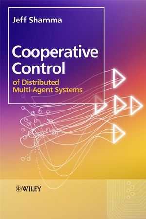 Cooperative Control of Distributed Multi-Agent Systems (047006031X) cover image
