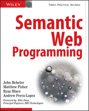 Semantic Web Programming (047041801X) cover image