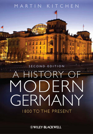 A History of Modern Germany: 1800 to the Present, 2nd Edition (047065581X) cover image
