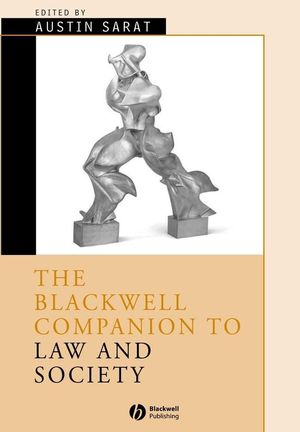 The Blackwell Companion to Law and Society (047069291X) cover image
