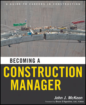 Becoming a Construction Manager (047087421X) cover image