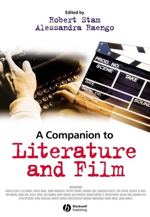 A Companion to Literature and Film (047099911X) cover image