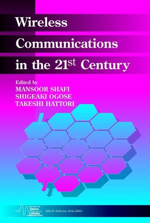 Wireless Communications in the 21st Century (047115041X) cover image