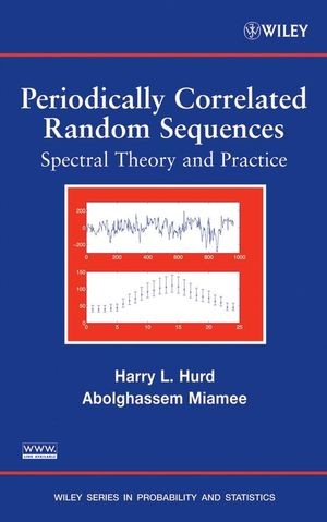 Periodically Correlated Random Sequences: Spectral Theory and Practice (047134771X) cover image