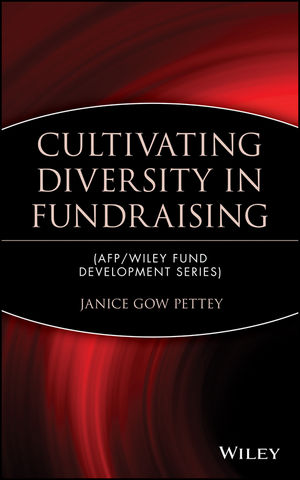 Cultivating Diversity in Fundraising (AFP/Wiley Fund Development Series) (047140361X) cover image