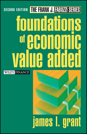 Foundations of Economic Value Added, 2nd Edition (047147181X) cover image