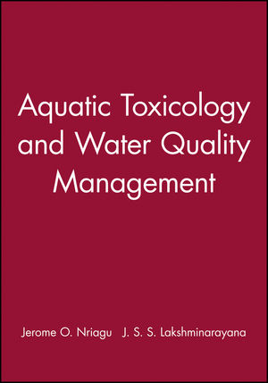 Aquatic Toxicology and Water Quality Management