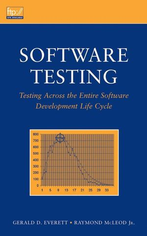 Software Testing: Testing Across the Entire Software Development Life Cycle (047179371X) cover image
