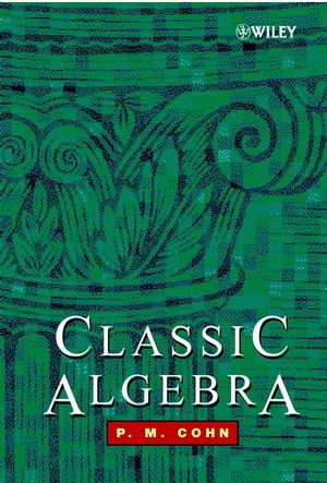 Classic Algebra (047187731X) cover image