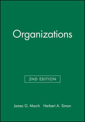 Organizations, 2nd Edition