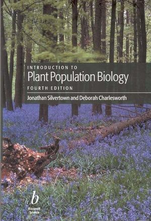 Introduction to Plant Population Biology, 4th Edition