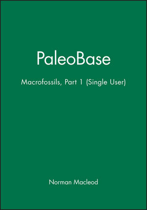 PaleoBase: Macrofossils Part 1 (Single User)