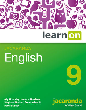 LearnOn English Year 9 For The Australian Curriculum (Online Purchase)