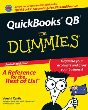 QuickBooks<sup>®</sup> QB<sup>i</sup> For Dummies<sup>®</sup>, Australian Edition