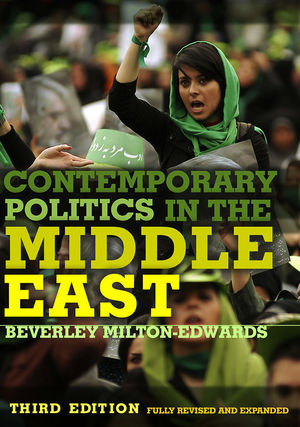 Contemporary Politics in the Middle East, 3rd Edition (074565231X) cover image