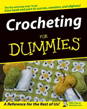 download crochet for dummies