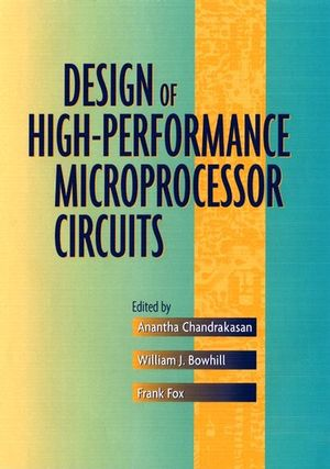 Design of High-Performance Microprocessor Circuits (078036001X) cover image