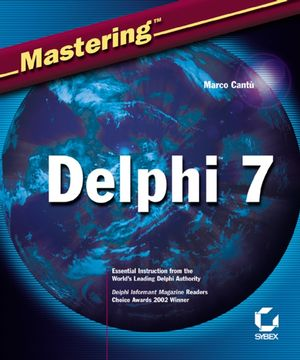 Zip file containing all code files from Mastering Delphi 7