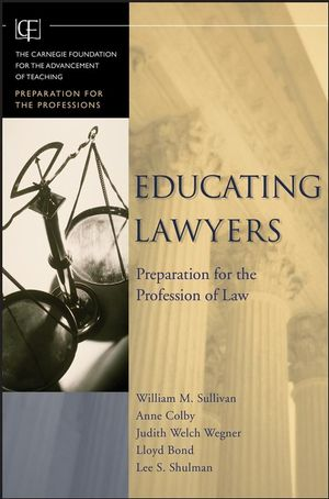 Educating Lawyers: Preparation for the Profession of Law (078798261X) cover image