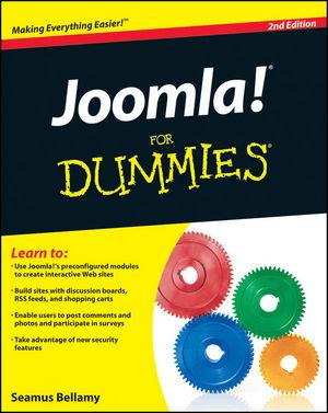 Joomla! For Dummies, 2nd Edition