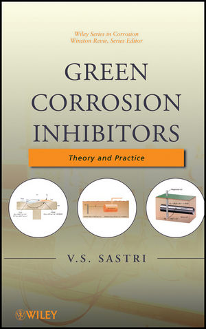 Green Corrosion Inhibitors: Theory and Practice (111801541X) cover image