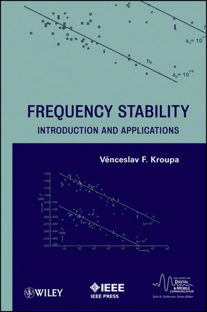 Frequency Stability: Introduction and Applications (111831011X) cover image