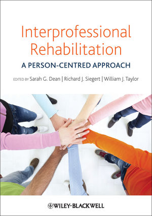 Interprofessional Rehabilitation: A Person-Centred Approach (111835141X) cover image