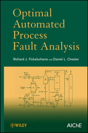 Optimal Automated Process Fault Analysis (111837231X) cover image