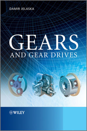 Gears and Gear Drives (111839271X) cover image