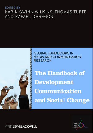 The Handbook of Development Communication and Social Change (111850531X) cover image