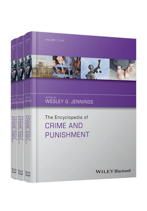 The Encyclopedia of Crime and Punishment (111851971X) cover image