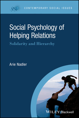 Social Psychology of Helping Relations: Solidarity and Hierarchy