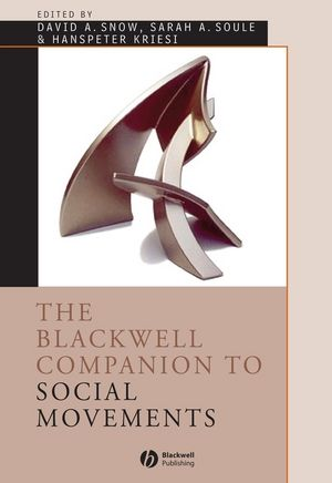 The Blackwell Companion to Social Movements (111859651X) cover image