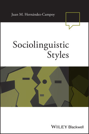 Sociolinguistic Styles