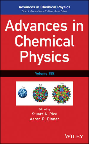 Advances in Chemical Physics, Volume 155 (111875591X) cover image